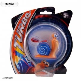 """Іграшка набір фігурок """"Граємо разом"""" EM2868 Mini Turbo NEW"""