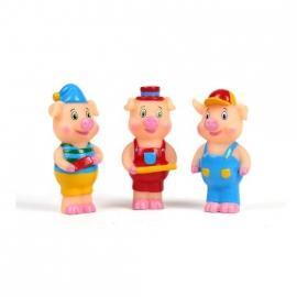 """Іграшка пискавка """"Граємо разом""""  157RUS Три порося"""