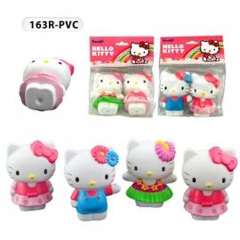 """Іграшка пискавка """"Граємо разом"""" 163R (163R-PVC) Hello Kitty"""