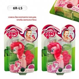 """Іграшка пискавка """"Граємо разом"""" 6R (6R-LS) Лiтл Поннi  батар.,світло,звук"""
