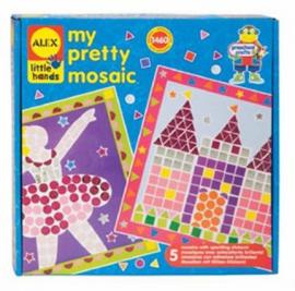 """Набір для творчості арт.1404 ТМ """"ALEX"""" """"Мозаїка та аплікація - Стiкерова мозаїка Моя Гарна Мозаїка"""""""