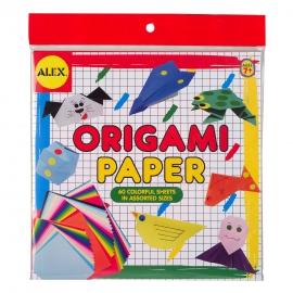 Набор для оригами: большие квадраты ALEX (арт.: 289)
