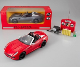 Іграшка машина на р/к 1:14 арт.2030 Simulation R/C  акум., у кор., 2 кольори