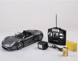 Іграшка машина на р/к 1:14 арт.2046 Porsche 918, акум., у кор.