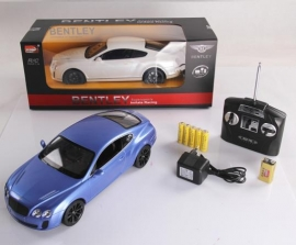 Іграшка машина на р/к 1:14 арт.2048 Bentley GT Supersport, акум., у кор.