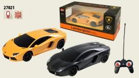 Іграшка машина на р/к 1:24 арт. 27021 Lamborghini LP700, у кор. 20*9,5*5см