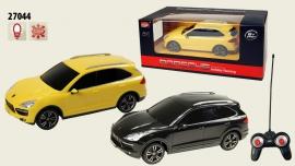 Іграшка машина на р/к 1:24 арт. 27044  Porsche Cayenne, у кор. 20*9*7,5см