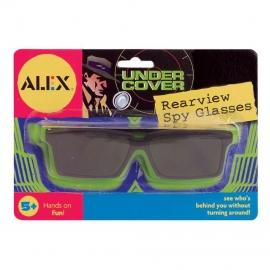 Шпионский набор Тайный агент: очки заднего вида ALEX (арт.: 410)