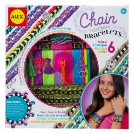 Набор для плетения браслетов ALEX арт.: 1734