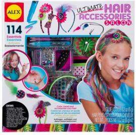 """Набір для творчості арт.722X ТМ """"ALEX"""" """"Прикраси та аксесуари - Прикраси для волосся"""""""