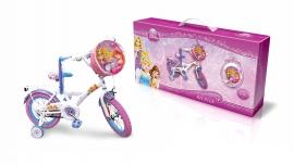 """Велосипед 2-х колес 14"""" PR1401 Disney Princess. із дзвоником,дзеркалом"""
