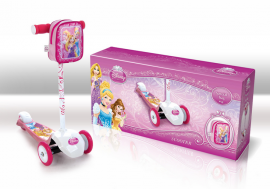 Самокат SD0110 Disney Princess.залізо,3 колеса PVC,амортизатор