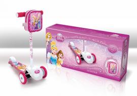 Самокат SD0110 Disney Princess.залізо,3 колеса PVC,амортизатор