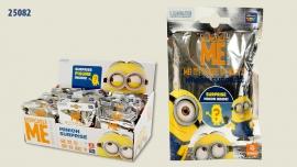 Фигурки-сюрприз в закрытых пакетах Minions Арт.: 25082 (в дисплее 30 шт)