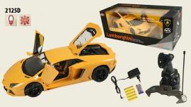 Іграшка машина на р/к 2125D Lamborghini LP700, у кор.