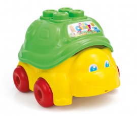 Конструктор  Baby Clemmy кубики Арт.: 14883  (15 дет, в упаковке)