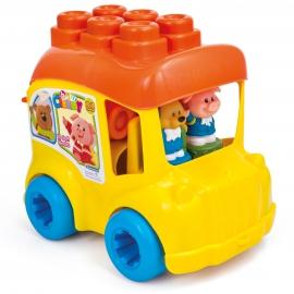 Конструктор Baby Clemmy Фургон с фигурками Арт.: 14783