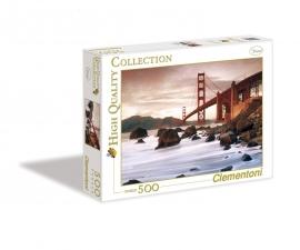 "Іграшка пазли ТМ ""Clementoni"" арт.30105 Сан-Франциско 500 эл."