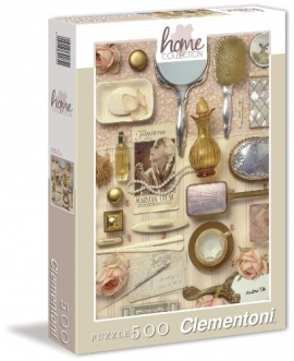 "Іграшка пазли ТМ ""Clementoni"" арт.30404 Женский набор 500 эл."