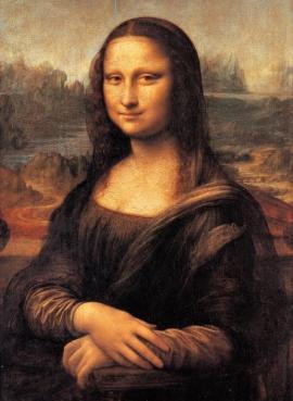 "Іграшка пазли ТМ ""Clementoni"" арт.31413 Мона Лиза 1000 эл."
