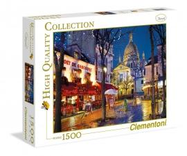 """Іграшка пазли ТМ """"Clementoni"""" арт.31999 Париж.Монмартр 1500 эл."""