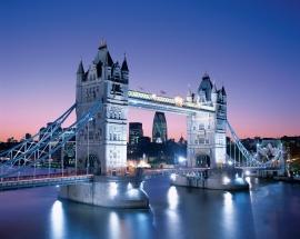 "Іграшка пазли ТМ ""Clementoni"" арт.33527 Лондон.Мост Tower Bridge 3000 эл."