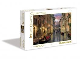 "Іграшка пазли ТМ ""Clementoni"" арт.36517 Венеция 6000 эл."