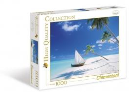 "Іграшка пазли ТМ ""Clementoni"" арт.39256 Мальдивы 1000 эл."