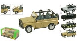 Іграшка машина метал. Артикул: UAZ-469I