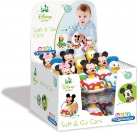 Развивающая игрушка Baby Сlementoni Машинки с персонажами Disney Арт.: 14659 (18 шт. в дисплее)
