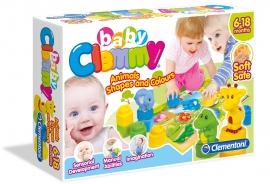 Конструктор Baby Clemmy Сафари Арт.: 14524