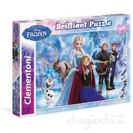 "Іграшка  пазли ТМ""Clementoni"" арт. 20127 Frozen Brilliant 104 ел."