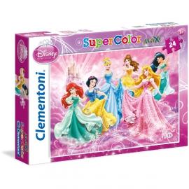 """Іграшка  пазли ТМ""""Clementoni"""" арт. 24466 Принцеси 24 эл. MAXI"""
