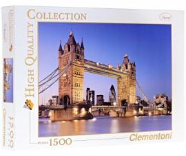 "Іграшка  пазли ТМ""Clementoni"" арт. 31983 Міст Тауер 1500 ел."
