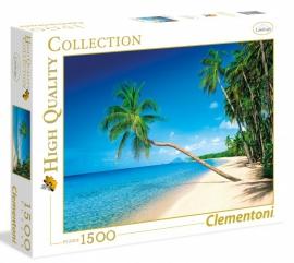 """Іграшка  пазли ТМ""""Clementoni"""" арт.31669 Мальдіви 1500 ел."""