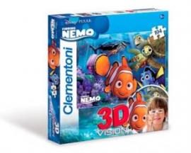 """Іграшка пазли ТМ """"Clementoni"""" арт. 20071 Немо 3D104 ел."""