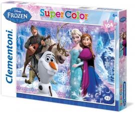 "Іграшка пазли ТМ""Clementoni"" арт.27912 Frozen 104 ел."