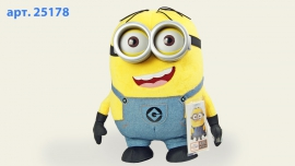 Интерактивный плюшевый Minion Дейв Арт.: 25178