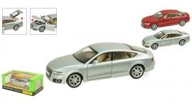 """Іграшка машина метал AUDI A7 арт.68248A """"АВТОПРОМ"""" батар.,світло,звук в кор. 24,5*12,5"""