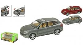"Іграшка машина метал Porsche Cayenne S арт.68241A ""АВТОПРОМ"" батар.,світло,звук в кор. 24,5*12,5"