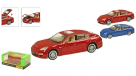 "Іграшка машина метал Porsche Panamera S арт.68245A ""АВТОПРОМ"" батар.,світло,звук в кор. 24,5*12,5"