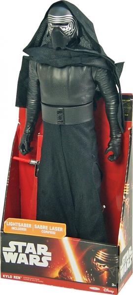 Іграшковий герой 90822 (90823) Кайло Рен, у відкритій коробці 20,32*50,8*8,89 см