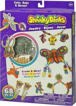 Набор для создания украшений SHRINKY DINKS (запекание) ALEX арт.: 397J