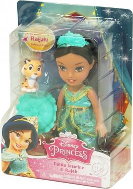 Іграшка лялька Disney Жасмін арт.86862 (75835) блістер 7*14*19см