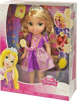 Іграшка лялька Disney Рапунцель арт.96383 світло і музика, на бат., в кор. 10*30*38см