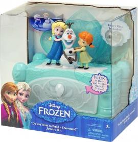 Іграшка музична шкатулка Disney Frozen арт.88516 на бат., в кор.