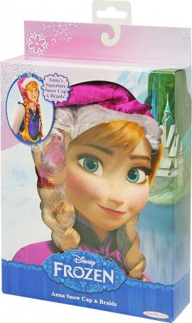 Іграшка перука Frozen Анна арт.75902/1 блістер 17,78*27,94*5,08см