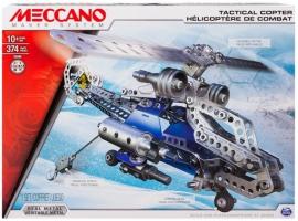Іграшка конструктор Meccano. Гелікоптер. Артикул: 6024816