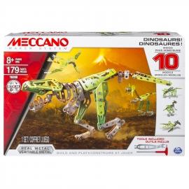 Іграшка конструктор Meccano.Дінозаври. Артикул: 6026717