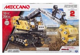 Іграшка конструктор Meccano. Екскаватор. Артикул: 6027036
